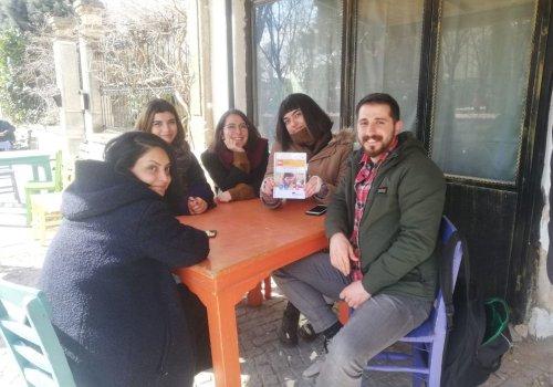 ICF Okulda Ortak Bir Dil Projesi Kırklarelide
