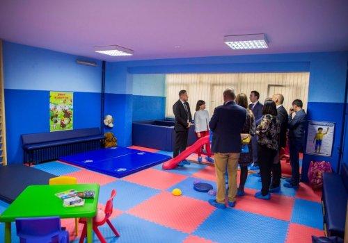 Üsküp ICF Merkezi Açıldı