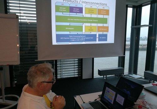 Проектен состанок во Хамбург