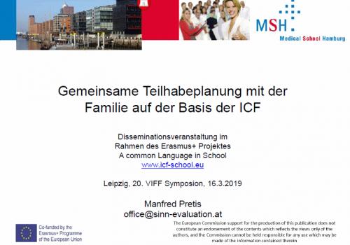 Dissemination Leipzig