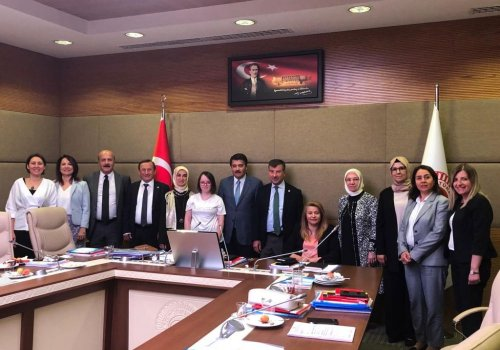 ICF in Turkish Parliament