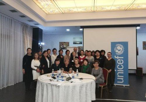 Kırgızistan UNICEF